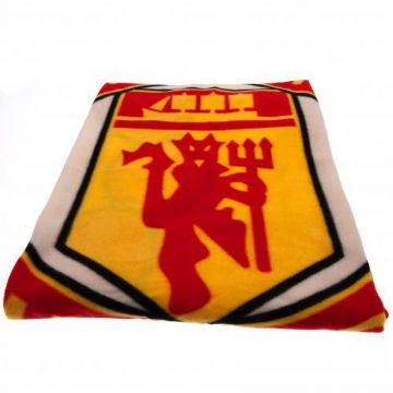 Manchester United Fleece Blanket PL